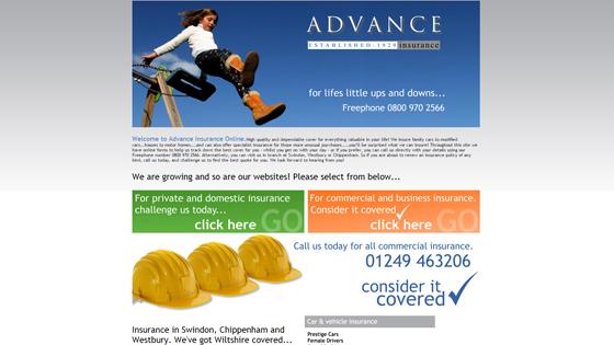 Advance Insurance Agencies Wiltshire