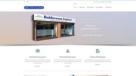 BG Balderson & Partners Sheffield