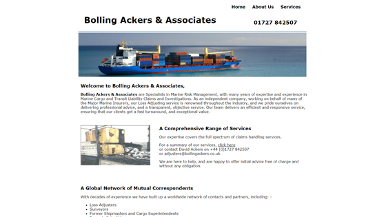 Bolling Ackers and Associate Hertfordshire