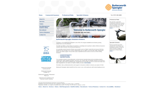 Butterworth Spengler Insurance Group Merseyside