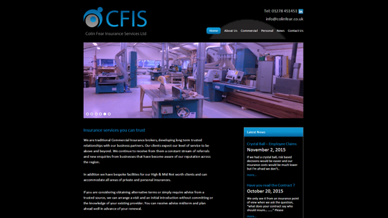 Colin Fear Insurance Services Ltd Somerset