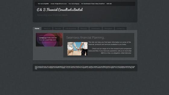 C and S Financial Consultants Ltd Bradford