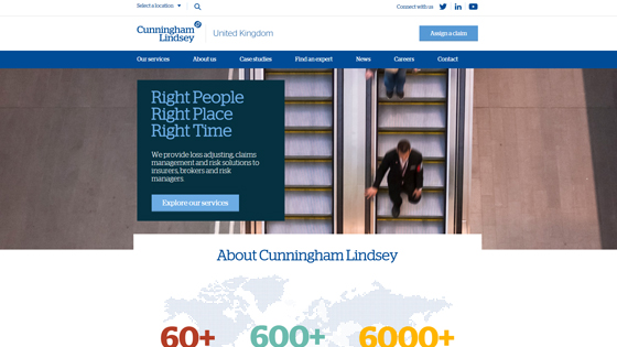 Cunningham Lindsey UK Cardiff