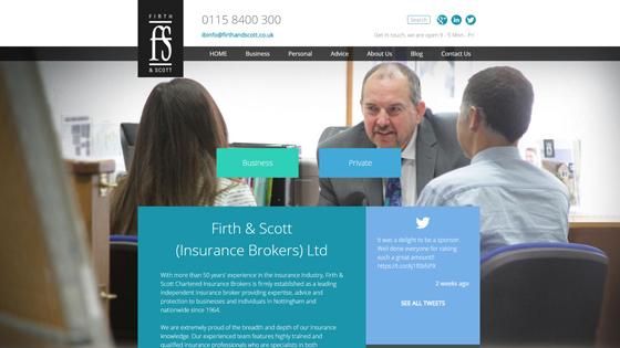 Firth & Scott Nottinghamshire