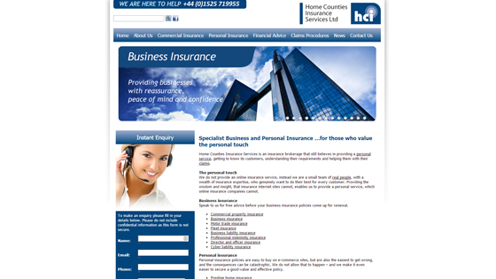 Home Counties Insurance Services Bedfordshire