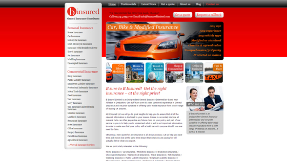 B Insured Ltd Derby