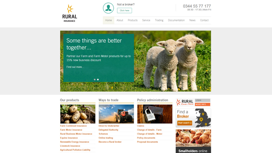 Rural Insurance Group Leeds