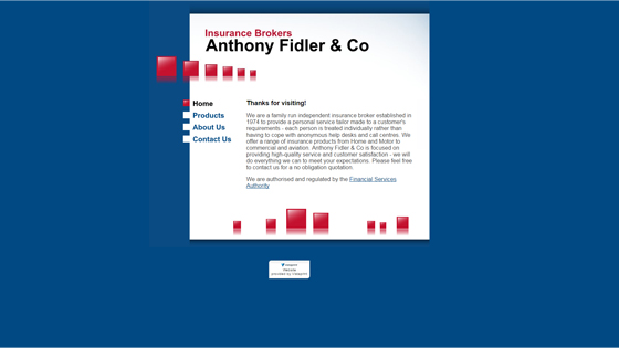 Anthony Fidler and Co Lincolnshire
