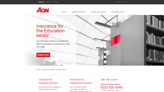 The Aon Centre London