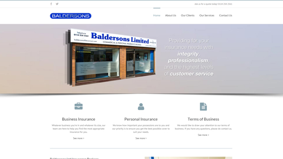 BG Balderson & Partners Sheffield
