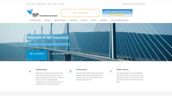 B J P Insurance Brokers Berkshire
