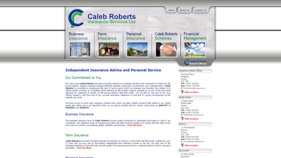 Caleb Roberts Insurance Services Herefordshire