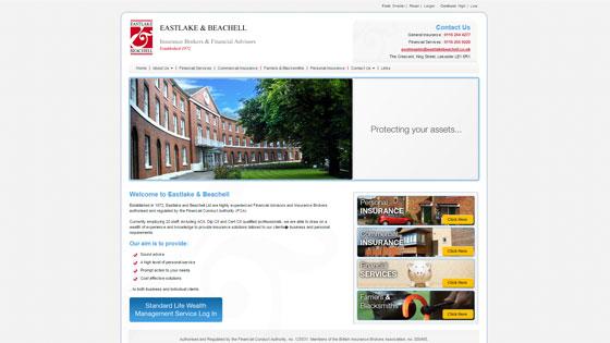 eastlake beachell financial services leicester
