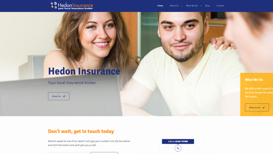 Hedon Insurance Consultants Ltd East Yorkshire