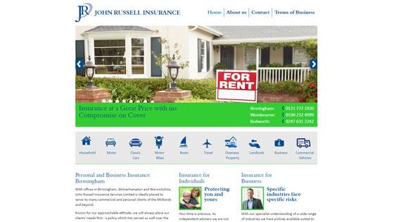 john russell insurance wolverhampton