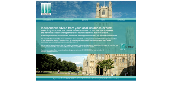 SLK General Insurance Services Cambridgeshire