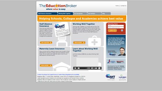The Education Broker London